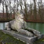 Sphinx im Schlosspark von Nordkirchen