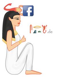 Selket's Ägypten facebook
