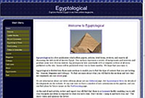 Screenshot Egyptological