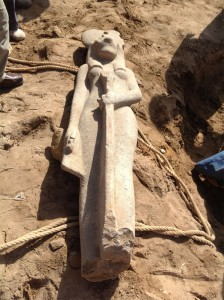 Sachmet-Statue (Luxor Times)