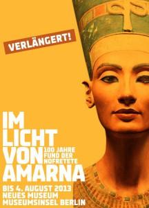 Plakat Im Licht von Amarna