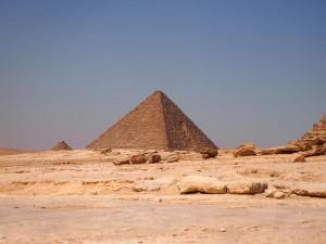 Mykerinos Pyramide