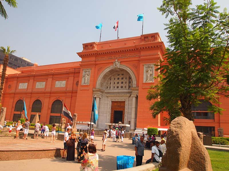 Ägyptisches Museum Kairo