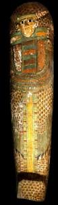 Sarkophag aus Dra' Abu el-Naga, 17. Dyn.