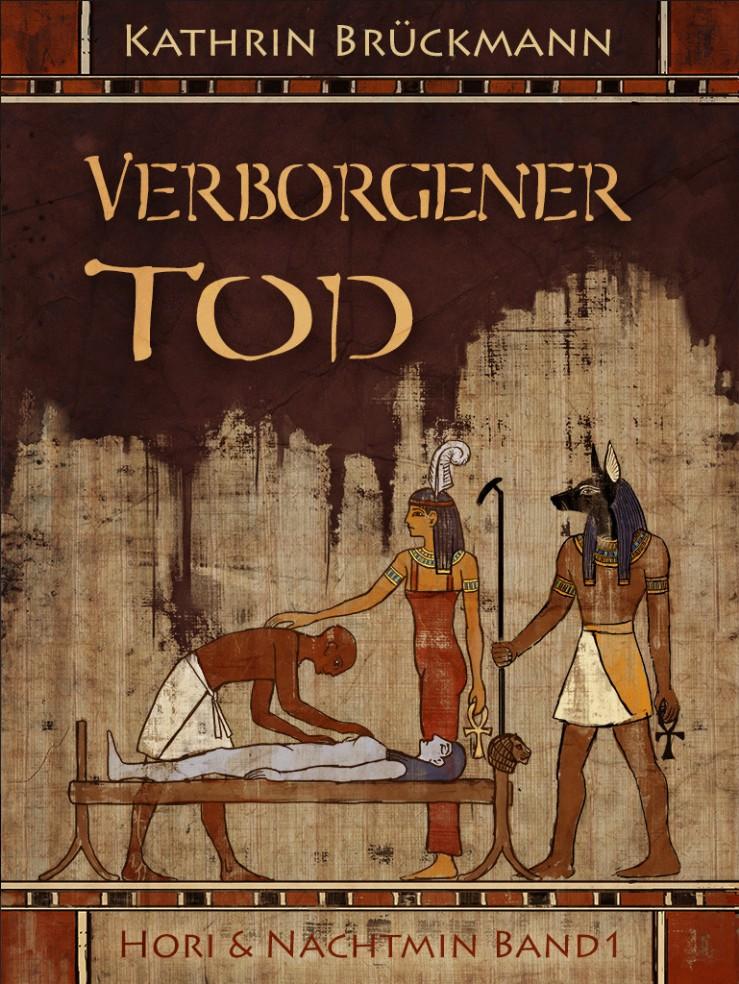 Buchcover: Verborgener Tod. Hori & Nachtmin, Bd.1