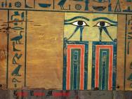 Einer der in Assuan gefundenen Sarkophage. Bild: LuxorTimes