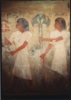 Fragment aus dem Grab des Sobekhotep
