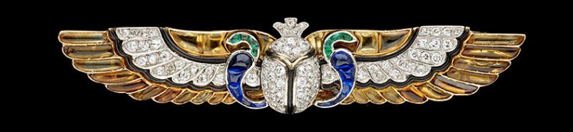 Cartier Brosche © Private Collection