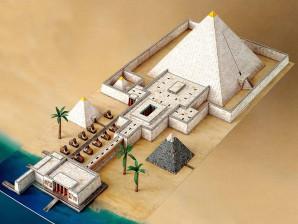 Pyramidenanlage