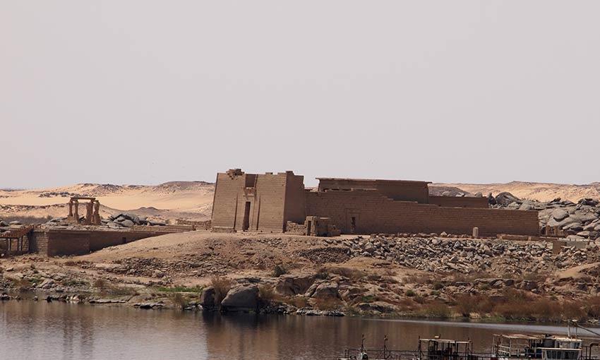 Der Tempel von Kalabsha