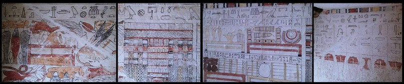 Weitere Szenen aus dem Grab des Ankhti Bild: MSA