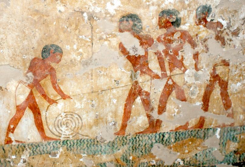 Grab des Sarenput, Qubbet el-Hawa
