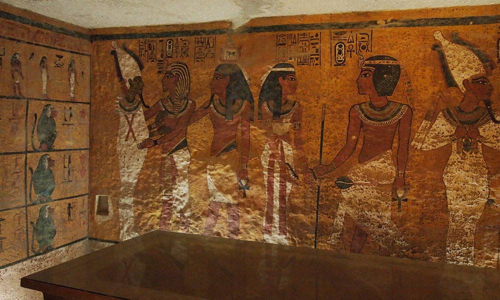 Ministerium Dementiert Gerüchte über Neue Entdeckung In Tutanchamuns