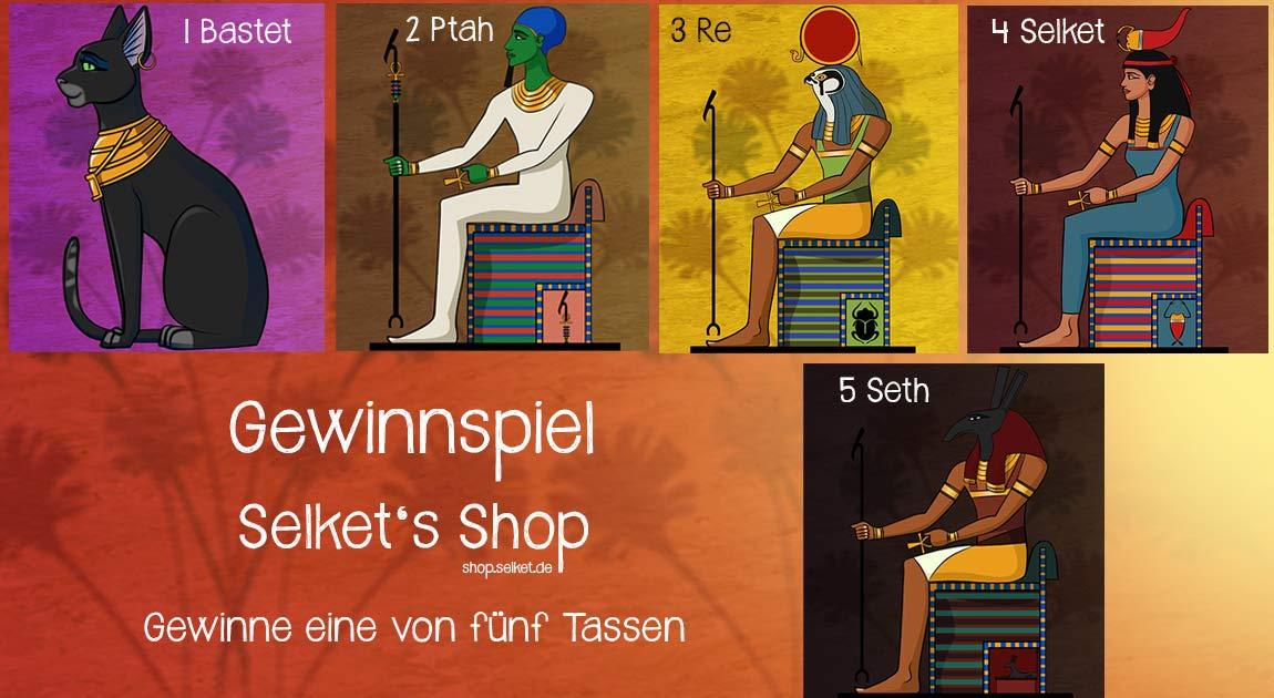Facebook Gewinnspiel Von Selket S ägypten Shop
