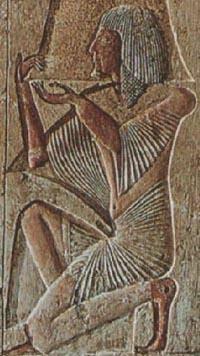 Relief des Netjerwymes in seinem Grab in Sakkara. Foto: MSA