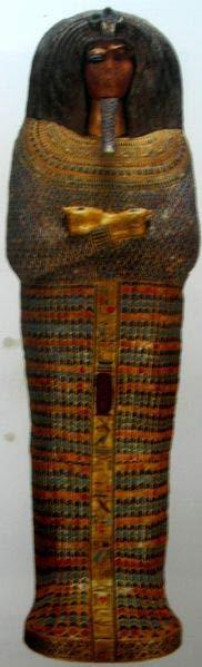 Der Sarkophag aus KV 55 By No machine-readable author provided. Ivanelterrible~commonswiki assumed (based on copyright claims). [Public domain], via Wikimedia Commons