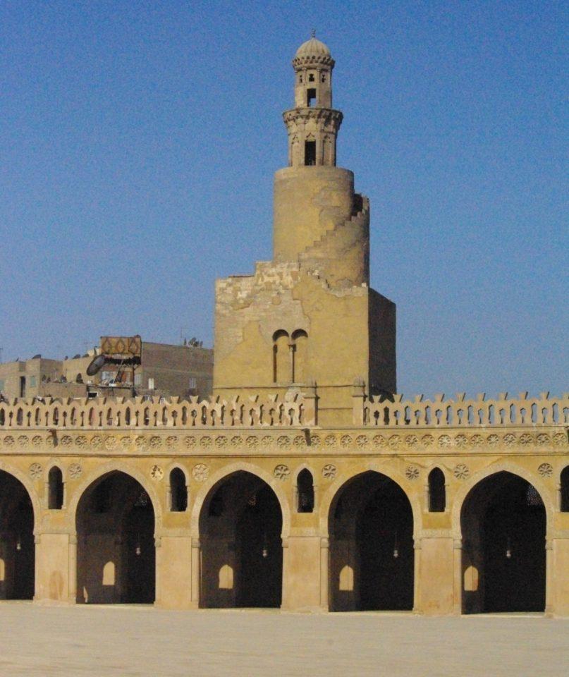 Geplant: Die Ibn Tulun Moschee für private Hochzeiten zu vermieten. Bild: WLU, gemeinfrei