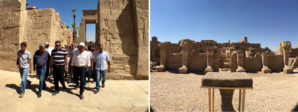 Der Ramses-Tempel. Bilder: LuxorTimes