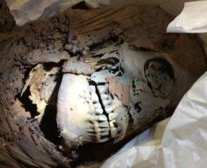Mumie des Idi, Ägypt. Museum Turin, Foto: Raffaella Bianucci