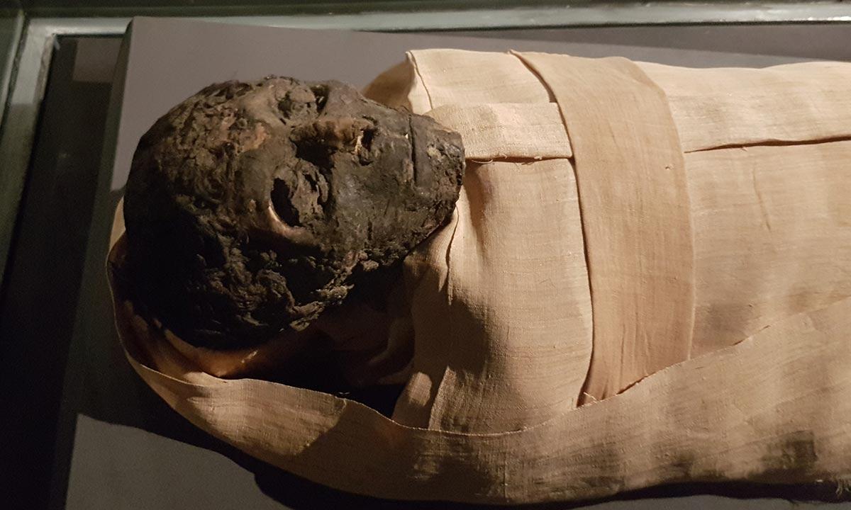 Tutanchamun Tod