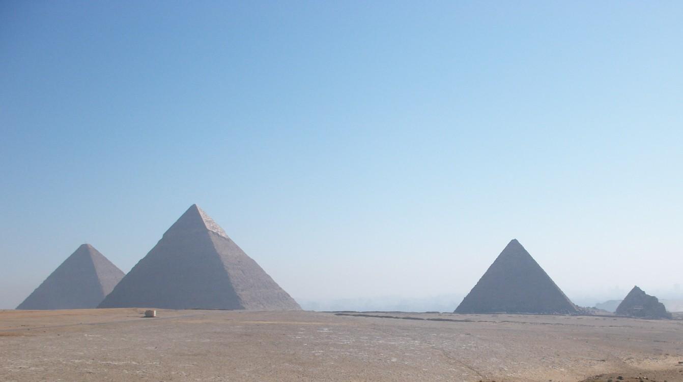 Alle Beiträge über Pyramiden Selket De