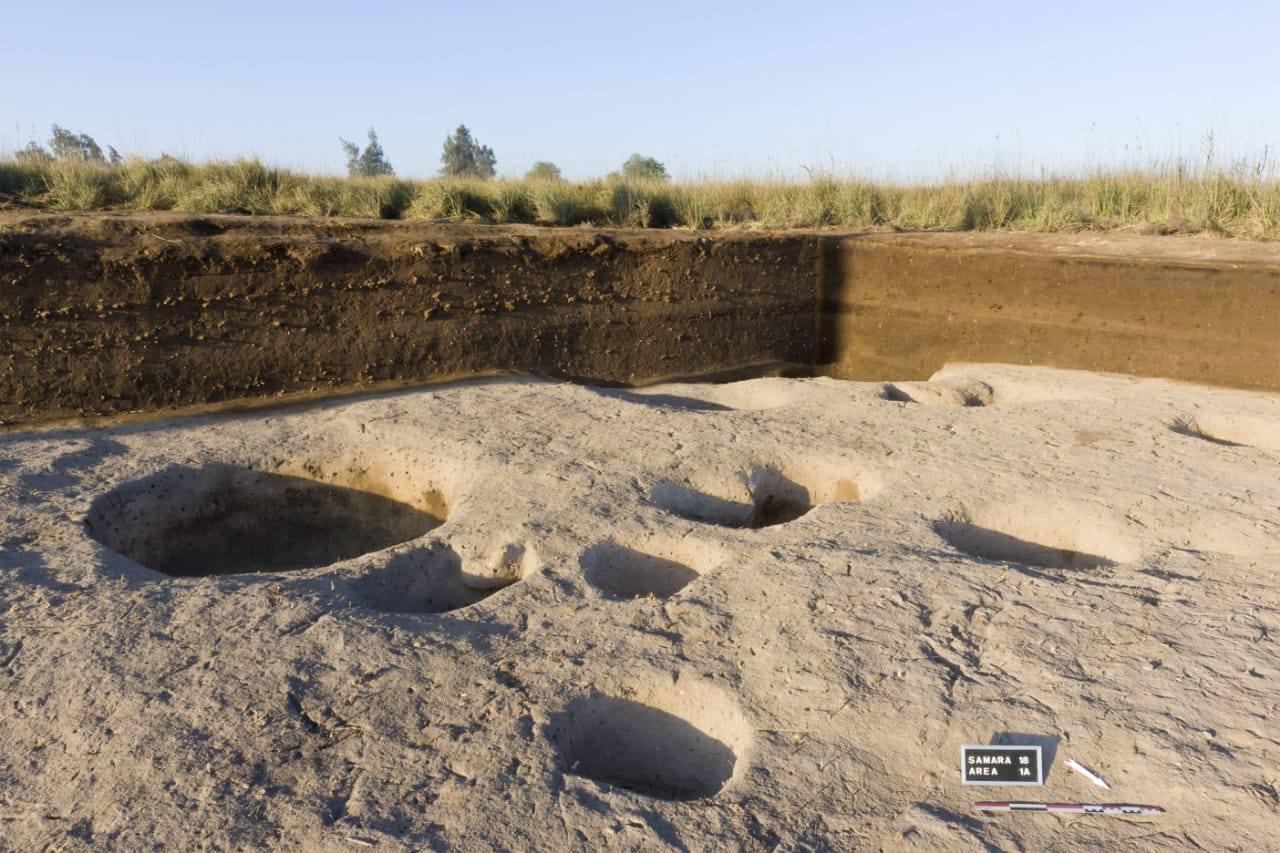 Eine Der ältesten Siedlungen Des Nildeltas Entdeckt