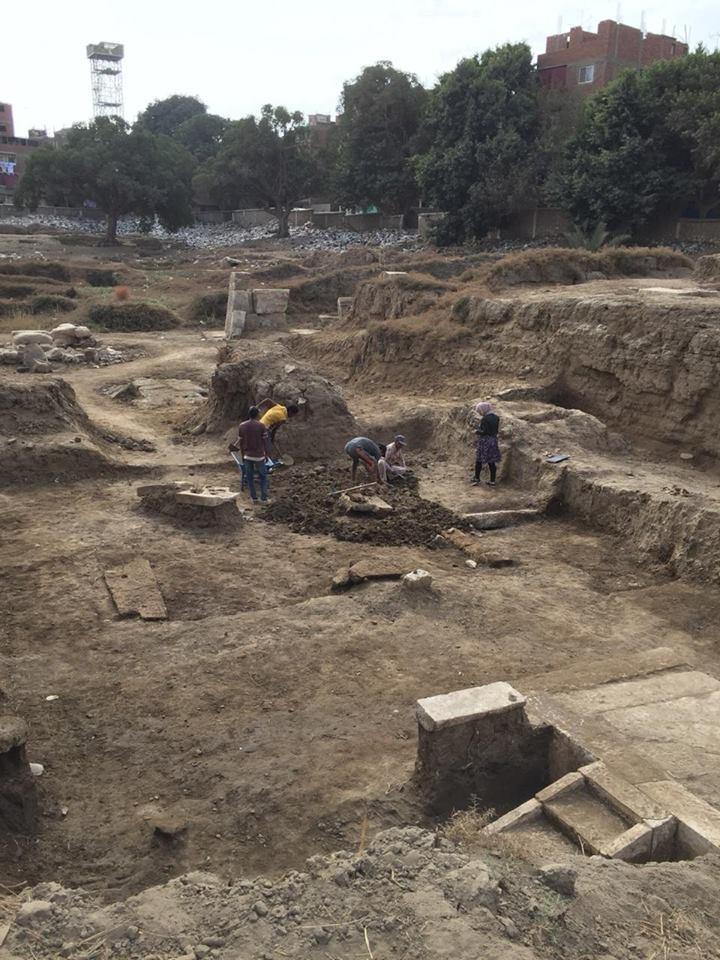 Ausgrabungen Martariya Selket De