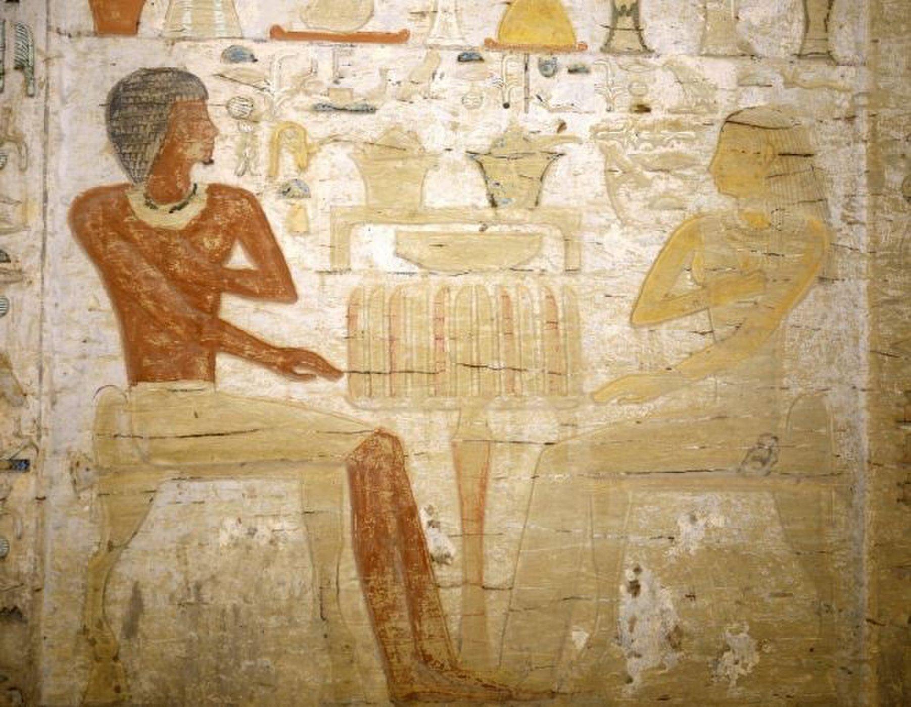 Außergewöhnliches Grab In Sakkara Entdeckt